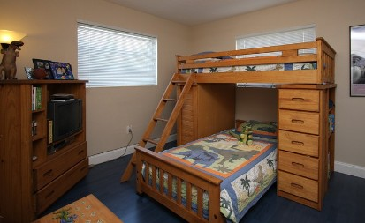 Bunk Bed - Mission Style Furniture